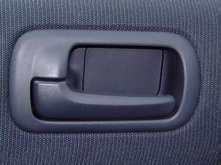 Vehicles Photographs - Picture of Interior door handle in Honda Civic Max